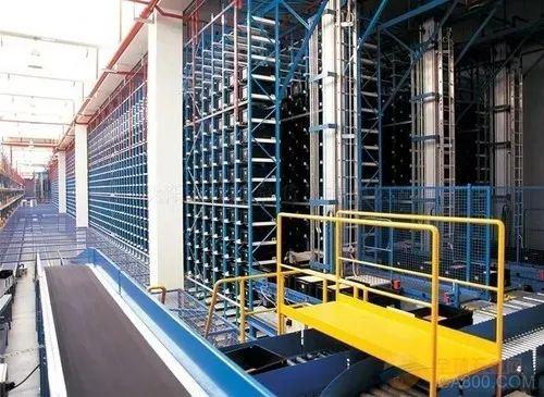 华北工控   打造智能仓储,工控机如何助力自动化仓库建设?