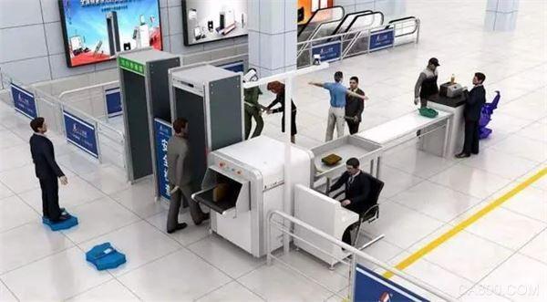 智慧安防   华北工控嵌入式计算机在多功能安检门中的应用
