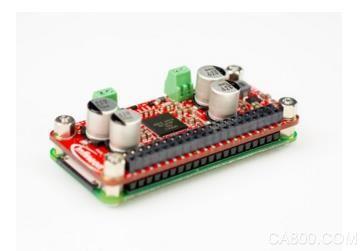 英飛凌推出全球首款完全自足式樹莓派音頻擴展板