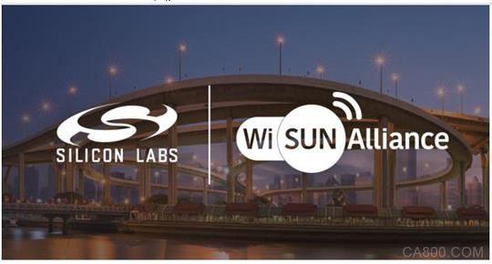 Silicon Labs加强对Wi-SUN的承诺,致力于该项支撑智慧城市、智能公用事业和工业物联网的可扩展开放LPWAN标准
