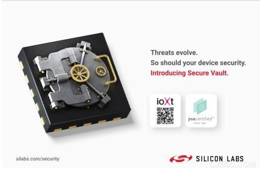 Silicon Labs提升物聯網設備安全性以戰勝不斷演變的威脅