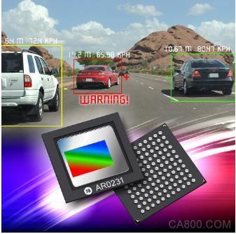斯巴鲁新一代EyeSight®驾驶员辅助平台选用安森美半导体图像感知技术