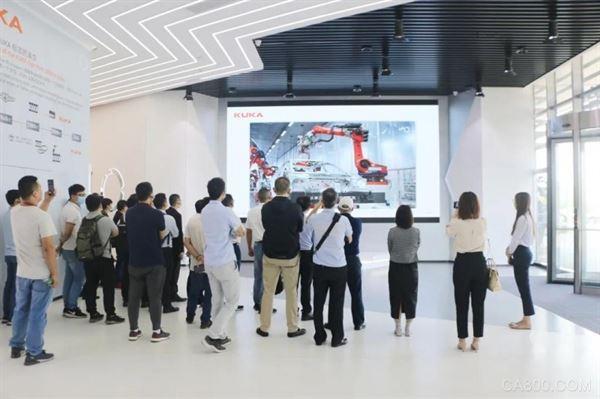 2020库卡中国新品发布会在顺德成功召开