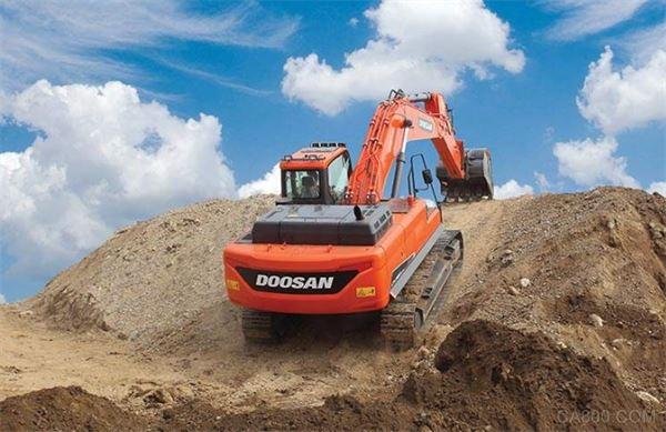 现代重工将收购韩国斗山工程机械
