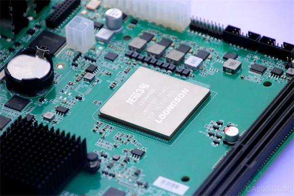 新品首發!華北工控推出基于龍芯國產CPU的計算機板卡MITX-6112V1.0