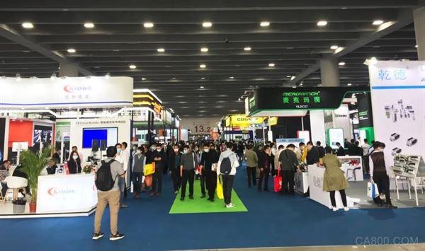 SIAF广州自动化展开幕 展示前沿智能制造解决方案