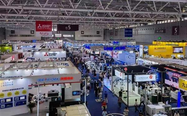 2021 ITES深圳工业展盛大启幕 看变频器、伺服如何领跑先进制造