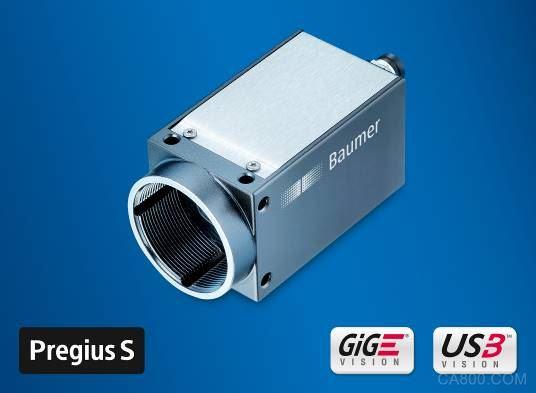 搭載Sony Pregius S傳感器的2400萬像素緊湊型CX系列相機:像元尺寸小,圖像質量更出眾