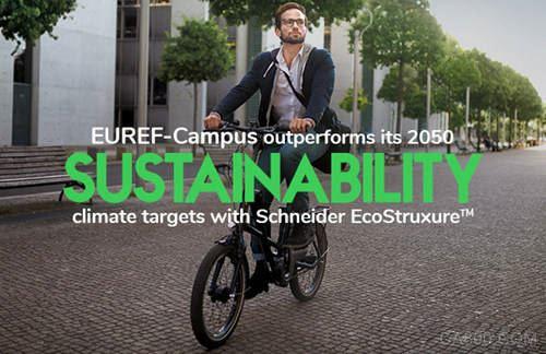 從歐洲首個零碳園區到100個零碳城市,施耐德電氣的零碳進階之路