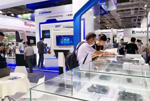 助推工业自动化产业高速发展 | 华北工控与您相约2021上海工博会
