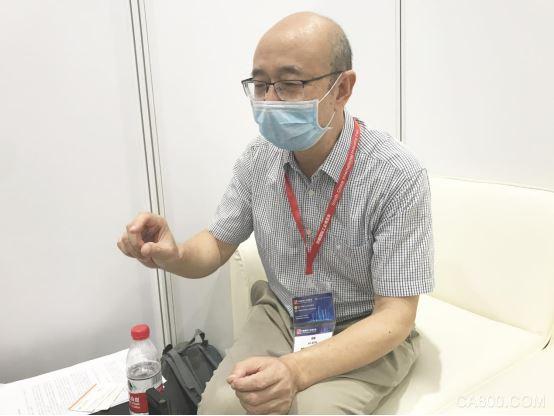 橙色云楊建博士:來自制造業,更懂制造業, 為中國制造高質量發展提供新動能