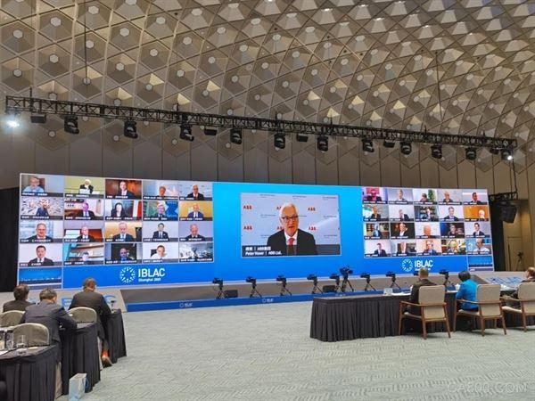 ABB董事长傅赛出席第33次上海市市长国际企业家咨询会