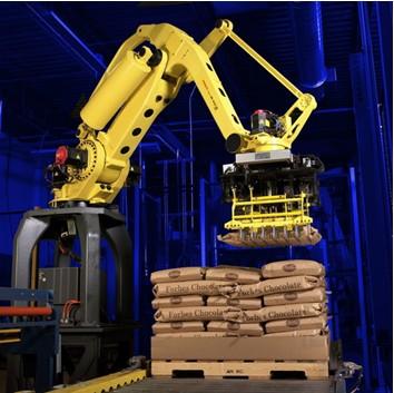 国内制造业顶尖企业几乎都有了机器人