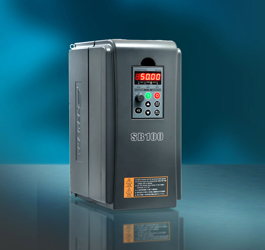 森蘭 SB100精致、實用型通用變頻器