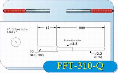 FFT-310-Q光纤管 嘉准电子科技有限公司