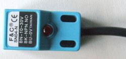 嘉准SN04-N接近开关、方型接近开关传感器