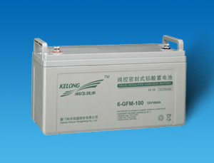 阀控密封式蓄电池6-GFM系列