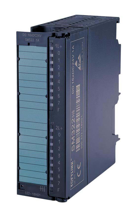 S7-300兼容模塊數字量輸出