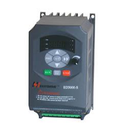易驅ED3000-S系列靈巧智慧型變頻器