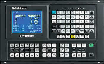 GSK 980MD钻、铣床数控系统
