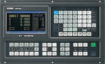 GSK 980TDa车床数控系统