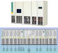 变频调速柜SINAMICS S120CM