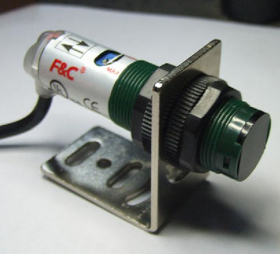 DR系列光电开关全新包装上市