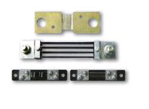 分流器,电阻器,金属块电阻,分流电阻