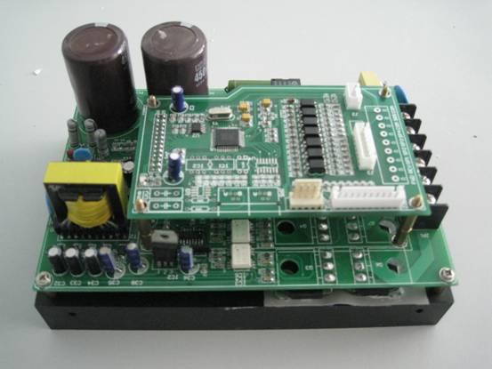 凌阳小功率变频器方案