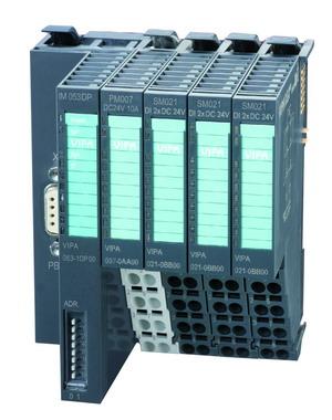 VIPA研制的小型、智能SLIO - 新一代分布式I/O系統