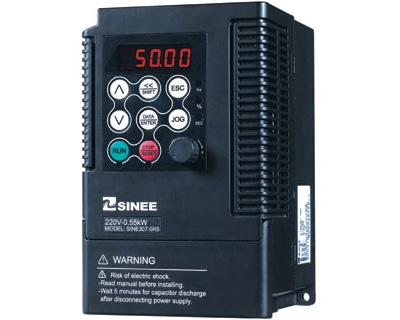 EM307A系列 迷你單相輸入變頻器
