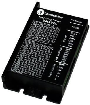 步进电机驱动器DM432C