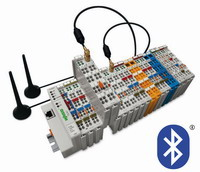 WAGO-Bluetooth®无线收发器