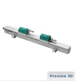 MK4A非接触式磁致伸缩线性位置传感器