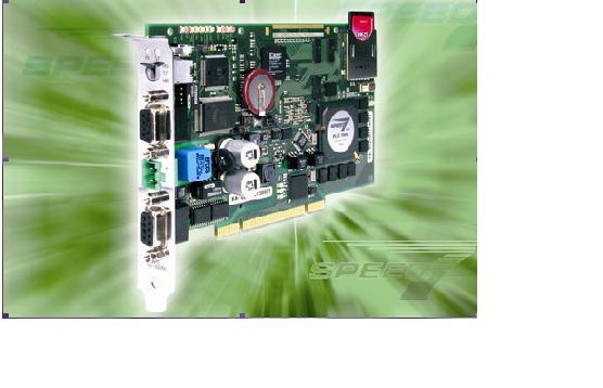 VIPA系統500S – 板卡式大型PLC