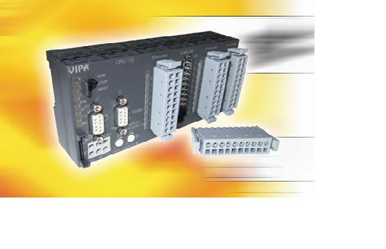 System 100V—基于西門子Step7編程的小型PLC