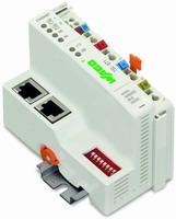 WAGO 750-871 Ethernet TCP/IP双端口以太网控制器