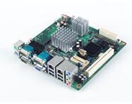 研华工业级 Intel® Atom™ Mini-ITX 主板