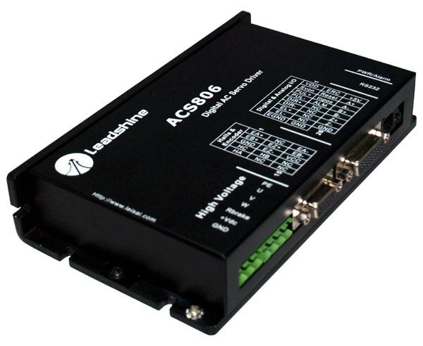低成本ACS806交流伺服驱动器