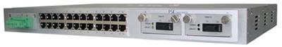 TSC Carat20-E系列即插即用型工业以太网交换机