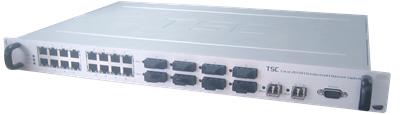 TSC Carat22系列网管型工业以太网交换机