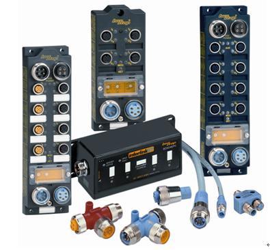 工业现场总线BLOCK I/O系列产品