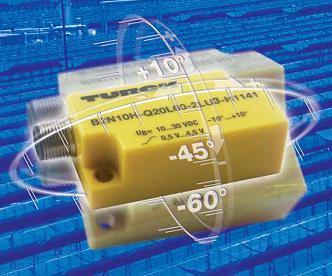 德国图尔克新一代产品——倾角传感器