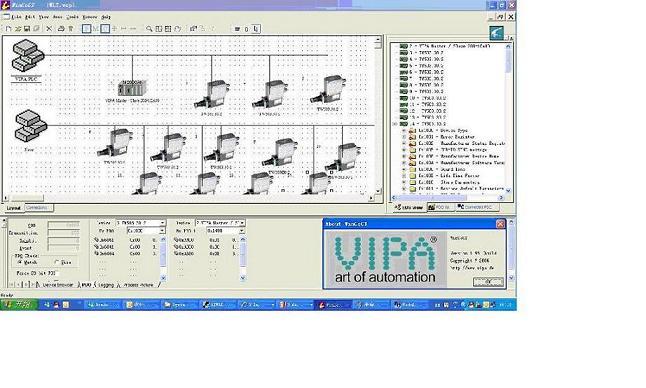 CANopen組態工具—VIPA WinCoCT