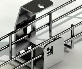 网格式电缆桥架