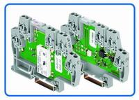 轨装式继电器和光电耦合器