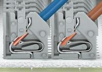 具插线式接线单元的PCB 接线端子