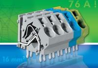 大电流PCB 接线端子