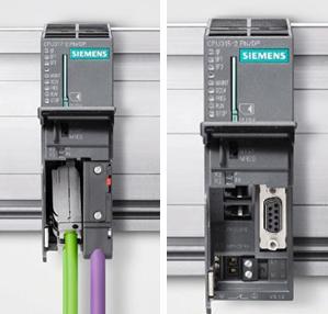 西门子新一代PROFINET接口S7-300