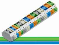 小型接线端子和端子排